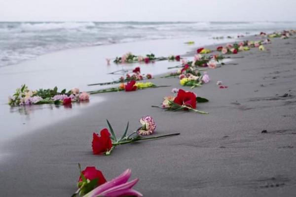 東日本大震災追悼3
