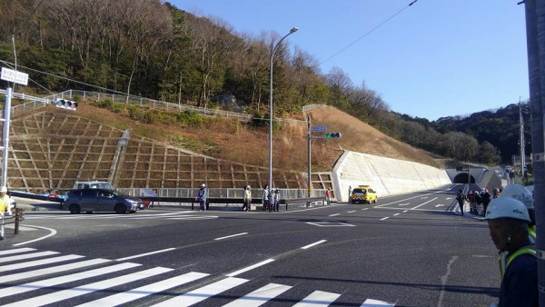 乗小路トンネル2