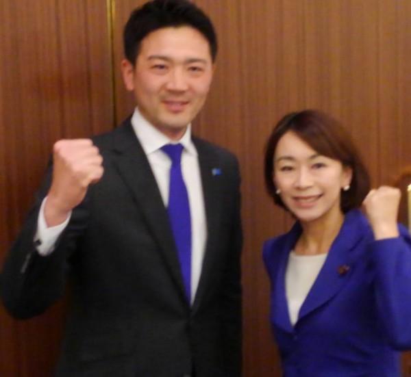 山尾さんと関さん