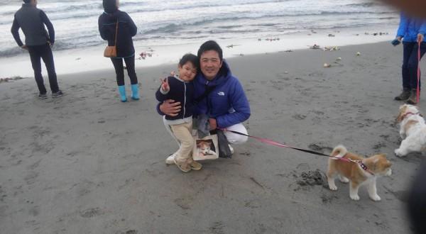 東日本大震災追悼1